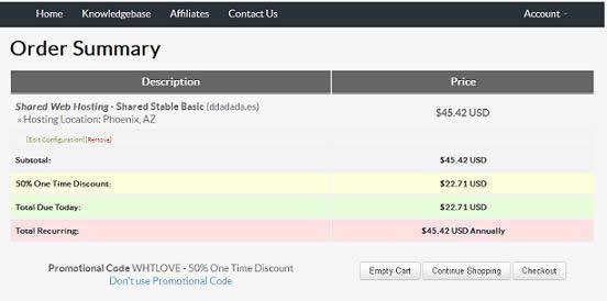 hosting por solo 20 dolares stablehost