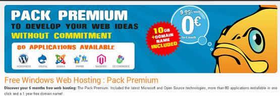 promocion hosting y dominio gratis