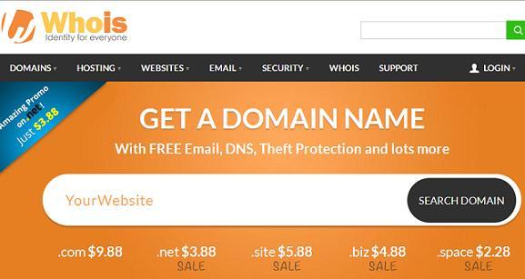 Promo dominios net