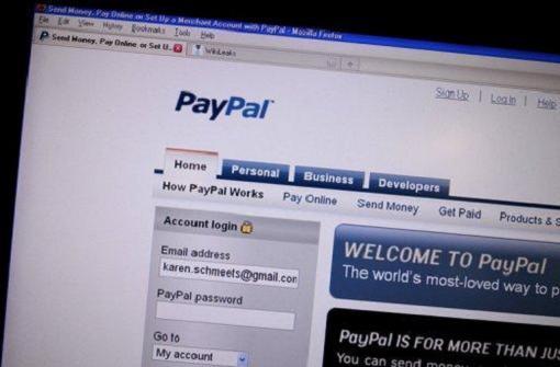 paypal dominios